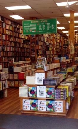 Russell Books, Victoria, B.C.