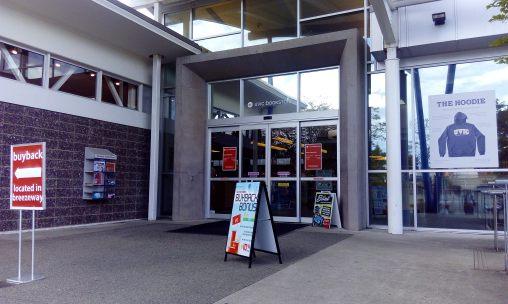 University of Victoria Bookstore, Victoria, B.C.