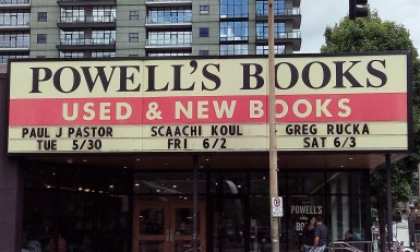 Powell's City of Books