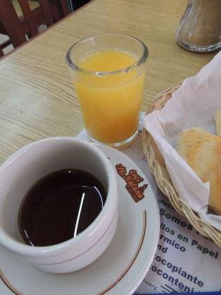Café La Habana, Ciudad de México
