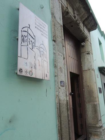 Fundación Bustamante Vasconcelos, Oaxaca de Juárez