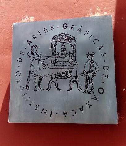 Instituto de Artes Gráficas de Oaxaca